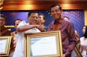 Pekanbaru Raih Penghargaan Penyelenggara Pelayanan Publik Terbaik Indonesia