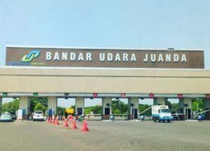 Landasan Pacu Rusak, Bandara Juanda Ditutup Sementara