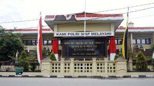 Daftar Alamat Kantor Polisi di Medan, Jajaran Polrestabes Medan