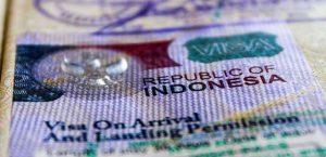 Syarat dan Biaya Membuat Visa Kunjungan ke Indonesia