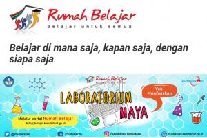 Rumah Belajar, Bimbel Online dari Kemendikbud, Gratis!