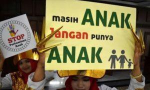 Seks Bebas pada Remaja, Faktor Utama Sebabkan Perkawinan Anak
