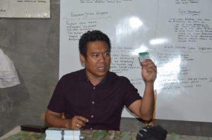 Tulisan Plt Ketua Jokowi Center Sumut : Cinta Indonesia, Stop Kekerasan!