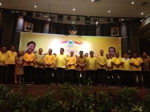 Dapat Dukungan dari DPD Sumut & Aceh, Kubu Airlangga Sebut Tetap Bersama Presiden Jokowi