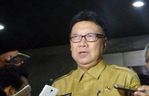 Gubernurnya Tersangka Korupsi, Mendagri Pastikan Pemerintahan Kepri Tetap Berjalan
