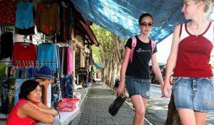 Jumlah Kunjungan Wisatawan Asing ke Sumut Menurun