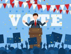 """Vote Kandidat Calon Pemimpin di """"Polling Pilkada Kota Medan 2020"""""""