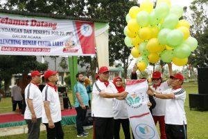 "RS Laras PT PMN Launching ""Rumah Cantik"""