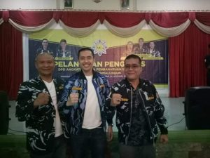 Anton Bostian Butarbutar Pimpin AMPI Simalungun 2019-2024