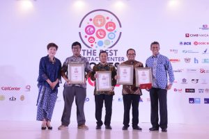 Ajang The Best Contact Center Indonesia, PGN Raih 5 Penghargaan