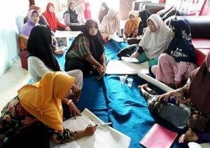 SPPR Mempersiapkan SDM Perempuan dalam Kontestasi Kehidupan