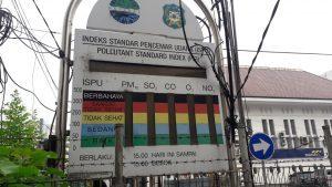 Kabut Asap Semakin Pekat, Alat ISPU di Medan Malah Rusak