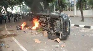 HMI Sumut Nilai Ada yang Janggal Terkait Isu Teroris Dalam Demo Mahasiswa