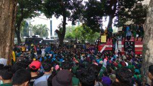 Polda Sumut Akui Personelnya Langgar SOP saat Demo Mahasiswa, 10 Polisi Sudah Diperiksa
