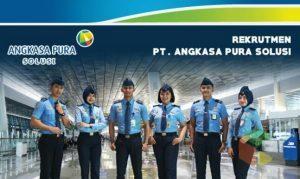 Lowongan Cleaning Service Bandara di PT Angkasa Pura Solusi untuk Tamatan SMA