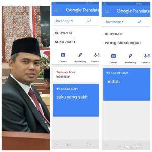 Kader Gerindra: Google Translate Disinyalir Tebarkan Kebencian