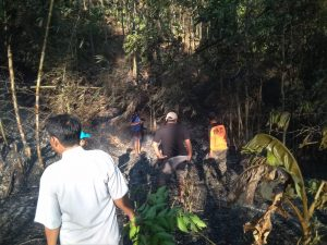 Terjebak Kebakaran Hutan di Gunung Raung, 7 Warga Asing Belum Bisa Dievakuasi Hingga Kini