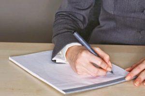 Contoh Surat Izin Tidak Masuk Sekolah, Kuliah dan Kerja