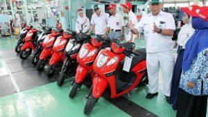 Lowongan PT Astra Honda Motor Posisi Operator Produksi untuk Tamatan Minimal SMA