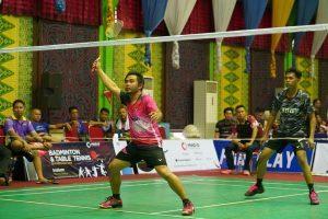 Inalum Gelar Turnamen Badminton dan Tenis Meja di HUT Mind Id