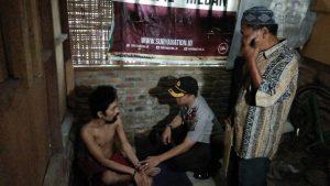 Berkah dari Warung Sedekah, Pemuda Bocor Paru dan ODGJ Mendapat Pertolongan