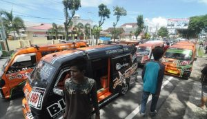 Daftar Lengkap Rute Angkot di Kota Padang