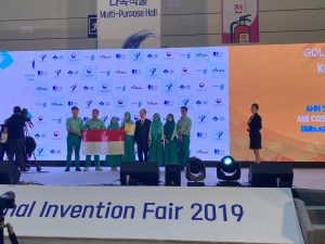 Borong Medali SIIF di Korea Selatan, Pelajar YPSA Harumkan Indonesia