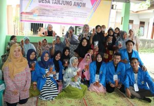"""Pengabdian Masyarakat Dosen UMSU di Desa Tanjung Anom Bertema """"Menanamkan Sikap Entrepreneurship dan Leadership Pada UMKM"""""""