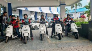 PLN Promosikan Sepeda Motor Listrik untuk Gaya Hidup Ramah Lingkungan