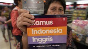 Pengertian Kamus Indonesia-Inggris, Jenis dan Kegunaannya