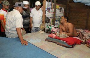 Bantu Warganya yang Sakit, Bupati Asahan Instruksikan Camat Agar Tanggap soal Kesehatan