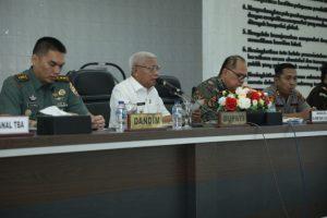 Kunjungan Reses Anggota DPR RI, Bupati Sampaikan Kondisi Kabupaten Asahan