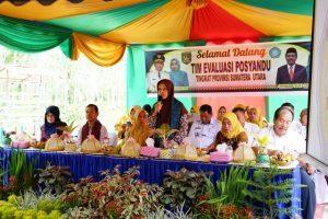 Pemkab Dukung Program Posyandu untuk Wujudkan Asahan Sehat