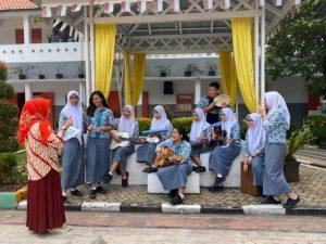 Naik Panggung Lagi, Teater Rawit SMAN 1 Medan Gelar Konser Musikalisasi Puisi