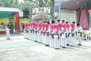MTQ dan Festival Nasyid Aek Songsongan Diikuti 118 Peserta
