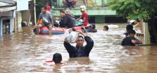 Masyarakat Diminta Waspada Hujan Lebat dan Banjir pada 24-29 Januari