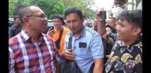 """Plt Wali Kota Medan Emosi saat Ditanya Soal """"Jam Kerja"""" oleh Wartawan"""