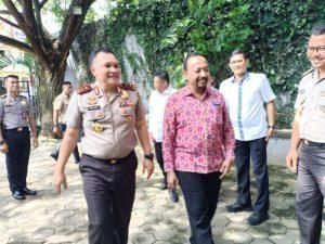Polda dan Ombudsman Banten Bertemu, Akankah Kolaborasi Benahi Pelayanan Publik ?