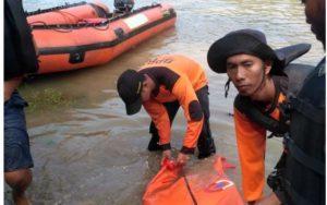 3 Hari Hanyut di Sungai, Jenazah Ondi Akhirnya Ditemukan BPBD Asahan Bersama Masyarakat