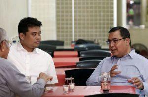 Maju Pilkada Medan, Bobby Nasution Jalin Komunikasi dengan Tokoh PKS