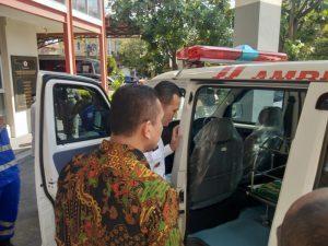 Mobil Jenazah PMI Medan untuk Layani Masyarakat Umum Secara Gratis