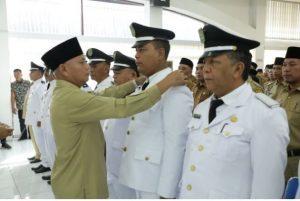 Demi Reformasi Birokrasi & Pelayanan Publik, Bupati Asahan Rotasi 220 Pejabat Administrator