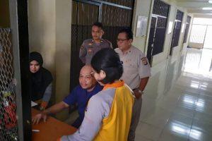 17 Tahanan Polda Banten Alami Gangguan Kesehatan, Biddokkes Lakukan Pemeriksaan Rutin