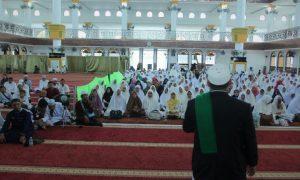Dzikir Akbar di Masjid Agung H. Ahmad Bakrie