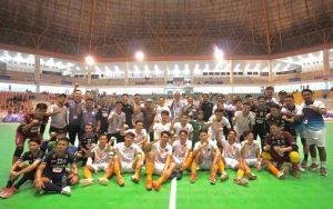 Liga Pro futsal Professional, Tim Bank Sumut Menang 3 – 0 Atas Mutiara FC
