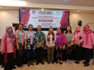 Hadapi Industri 4.0, Jurnalis Perempuan Harus Melek Teknologi