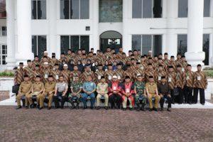 Lantik Dewan Hakim MTQ, Bupati Asahan Semangat Berantas Buta Alquran