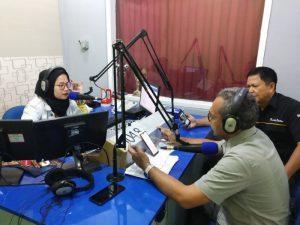 Melalui Siaran Radio, Polda Banten Ajak Masyarakat Jauhi Narkoba