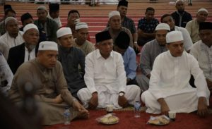 Wagub Sumut dan Bupati Asahan Ajak Masyarakat Makmurkan Masjid