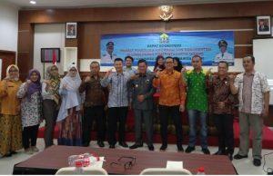 Kota Serang Peringkat 3 Se-Provinsi Banten Dalam Keterbukaan Informasi Publik